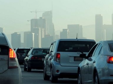 Trump revokes California's waiver on emissions standards, setting up legal fight