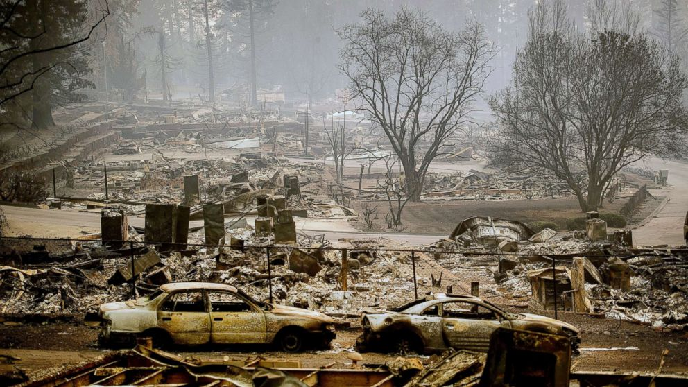 California power utility PG&E reaches $13.5B settlement for 2017-2018 wildfires