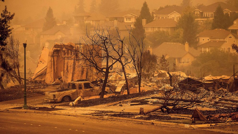 California surpasses 4 million acres burned from wildfires in 2020
