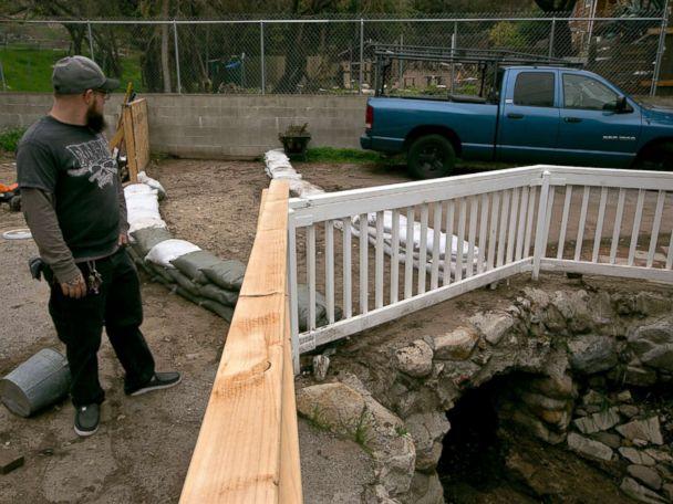 Mudslide-devastated California towns brace for downpour