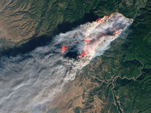 5 things to know about California's and other wildfires