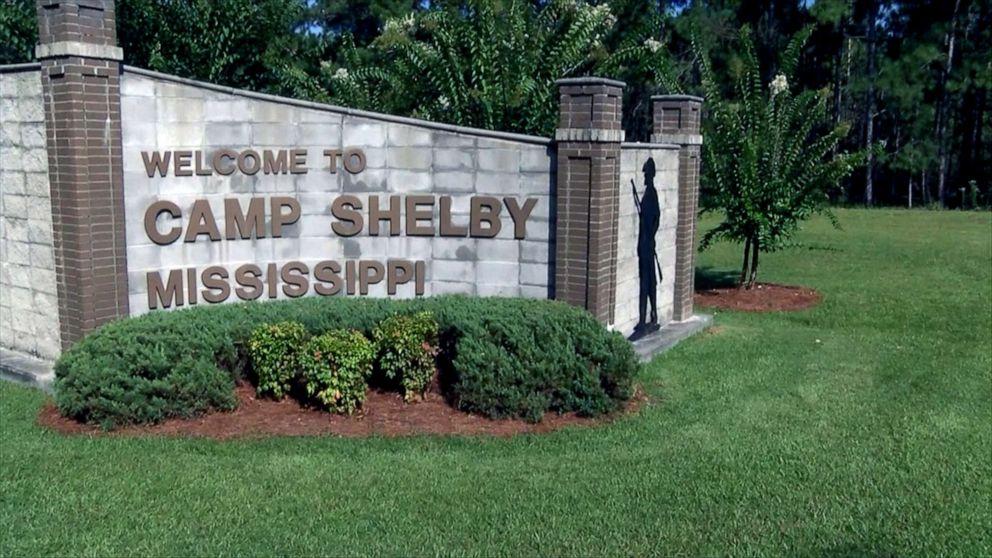 16 pasukan dirawat di rumah sakit setelah pelatihan langsung di Camp Shelby