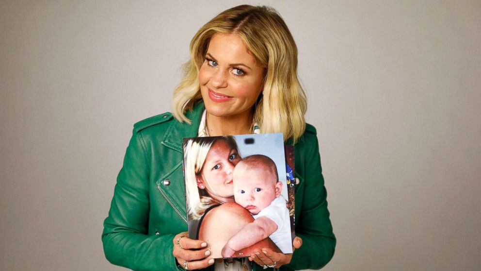 """Candace Cameron Bure opens up about temporarily leaving Hollywood to be a stay-at-home mom: """"know you're in the exact place you should be."""""""