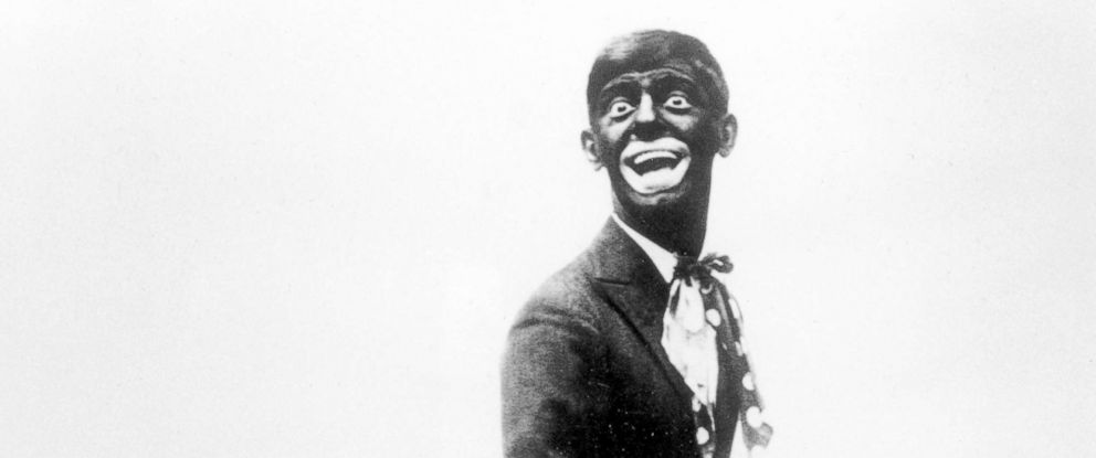 "PHOTO: Comedian Eddie Cantor wearing blackface while performing ""If You Knew Susie,"" in the 1920s."
