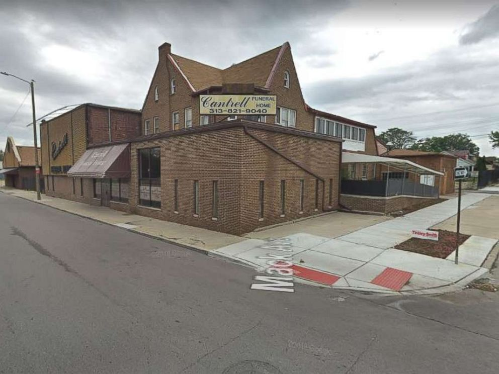 Tip leads to hidden infant remains at Detroit funeral home