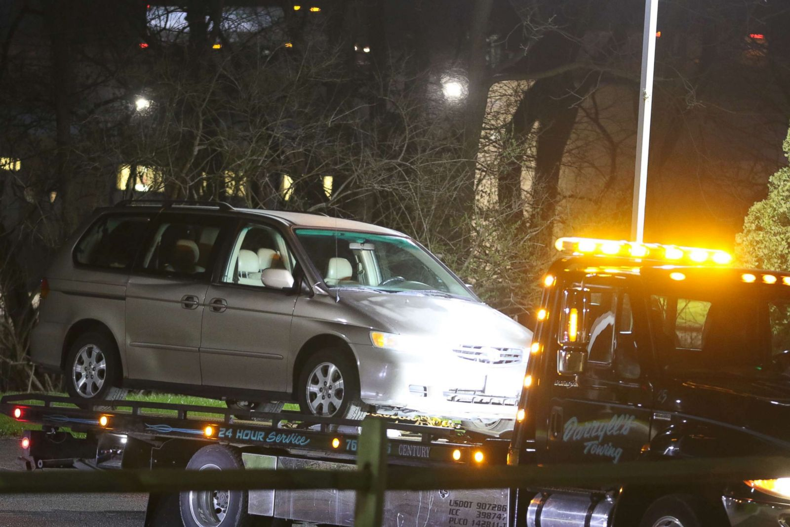 What we know about trapped teen's mysterious death inside a van