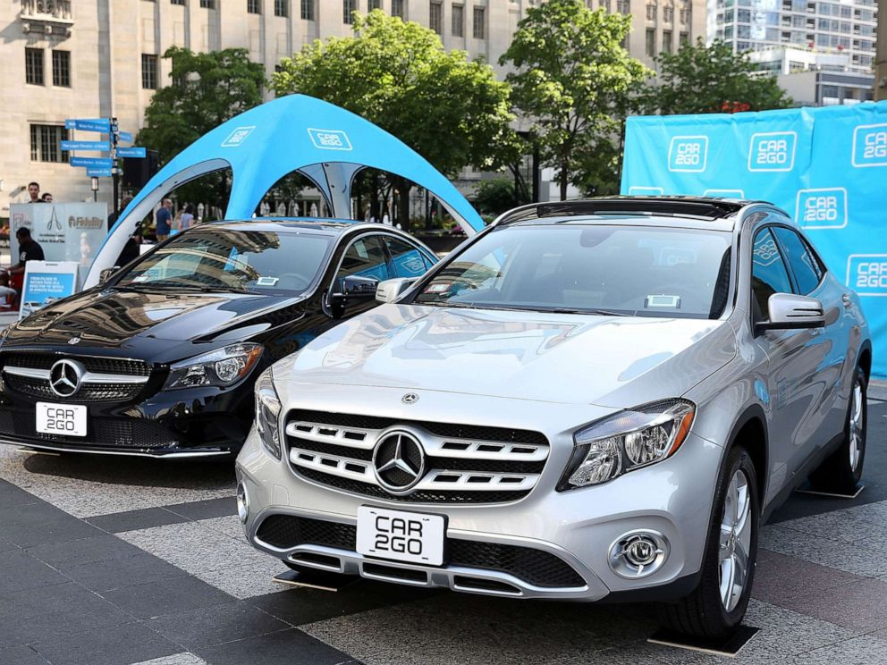 Car To Go >> 21 Charged After Dozens Of Mercedes Stolen From Car Sharing Service
