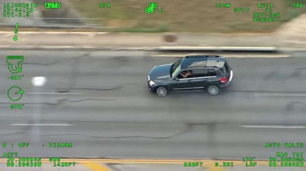 Cops identify mom who brought baby on high-speed chase