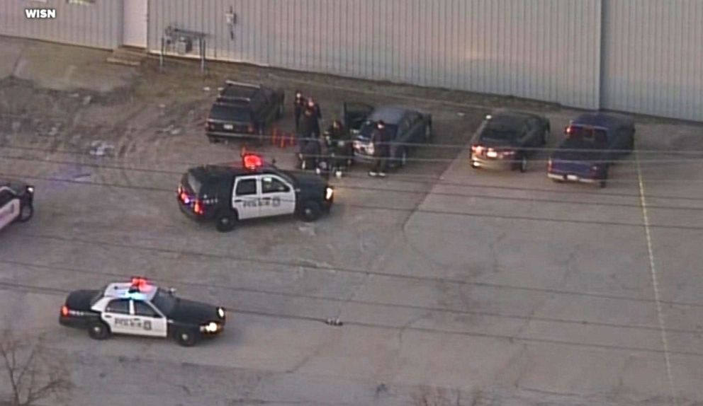 PHOTO: An employee at the Milwaukee MachineTool Corporation, with a concealed carry permit, shot and killed a man who attempted to carjack him.