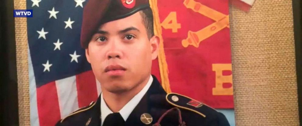 PHOTO: Sgt. Carl Seeman, 25, a paratrooper with the 82nd Airborne, Fort Bragg, who was reported missing March 25, 2018, in this undated photo provided by the family.