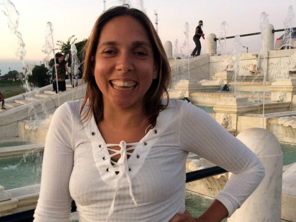 PHOTO: Carla Valpeoz, a partially blind traveler who has gone missing in Peru, is seen in an undated photo released to ABC News by a family member.