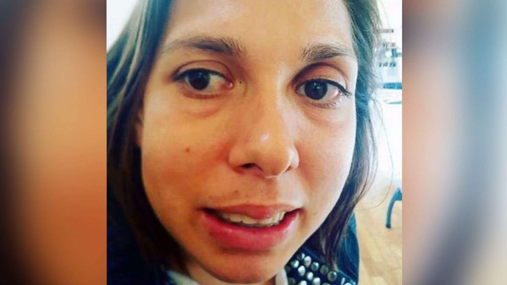 Carla Valpeoz, a partially blind traveler who has gone missing in Peru, is seen in an undated photo released by her employer, the Arab American National Museum.