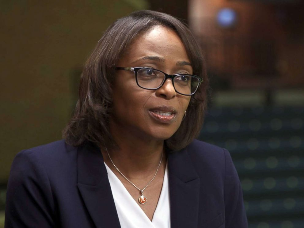 PHOTO: Carla Williams currently works as the athletic director at the University of Virginia.