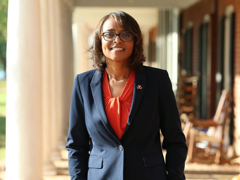 PHOTO: Carla Williams joins the University of Virginia as director of athletics she is seen here in this undated file photo.