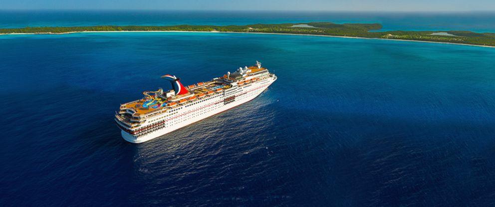 "PHOTO: The Carnival Cruise ship ""Paradise."""