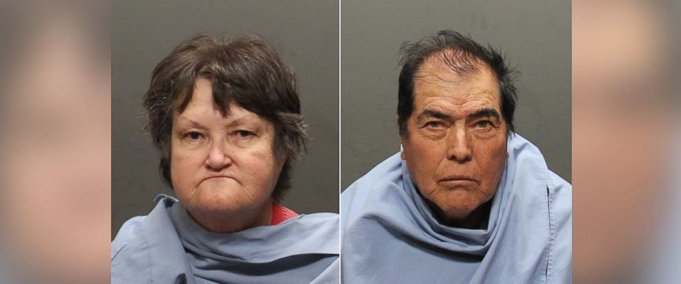 PHOTO: Pictured (L-R) are Carol Gutierrez, 64, and Benito Gutierrez, 69, in this undated photo released by Pima County Sheriffs Office.