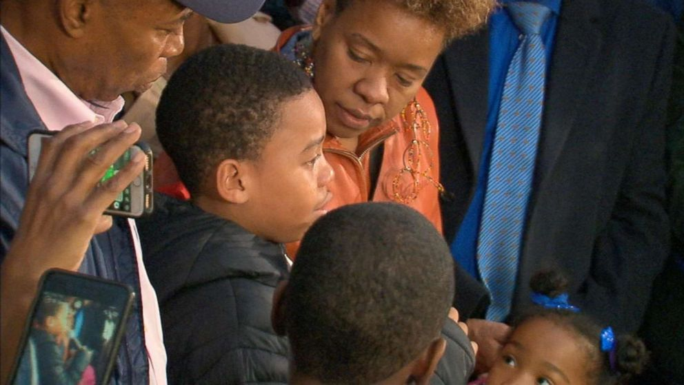I don t forgive this woman, and she needs help   Black child wrongly  accused of grabbing  Cornerstore Caroline  - ABC News 0eb5b18e9a02