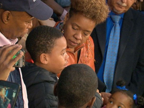 'I don't forgive this woman': Black boy wrongly accused of grabbing white woman