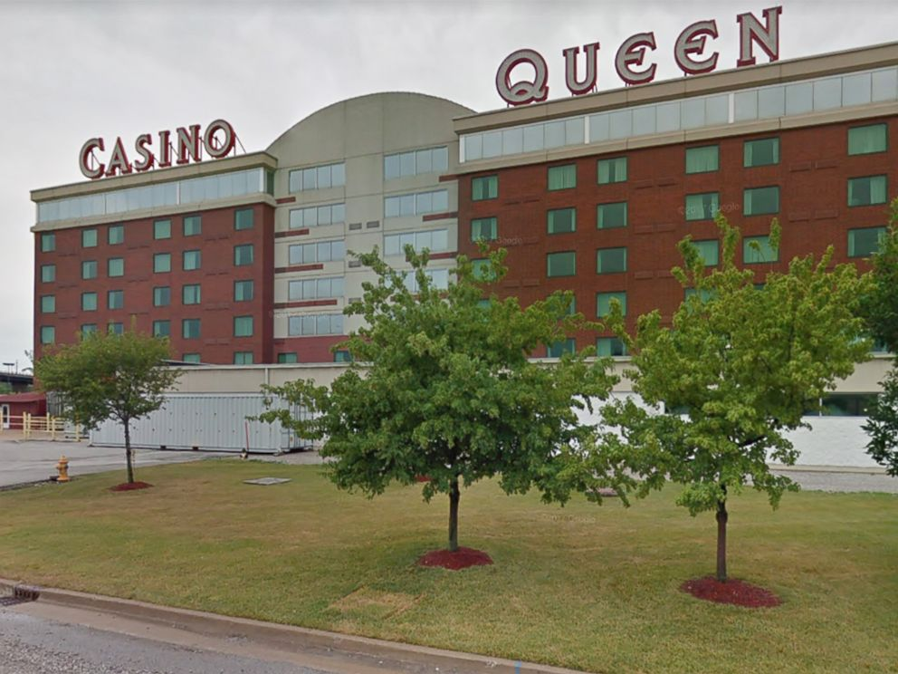 PHOTO: The Casino Queen hotel in East St. Louis, Mo., is pictured in a Google Street View image, circa 2017.