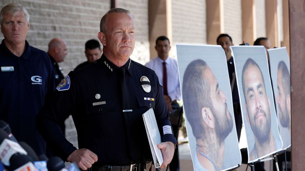 Suspect in stabbing spree in California was 'violent criminal': Police thumbnail