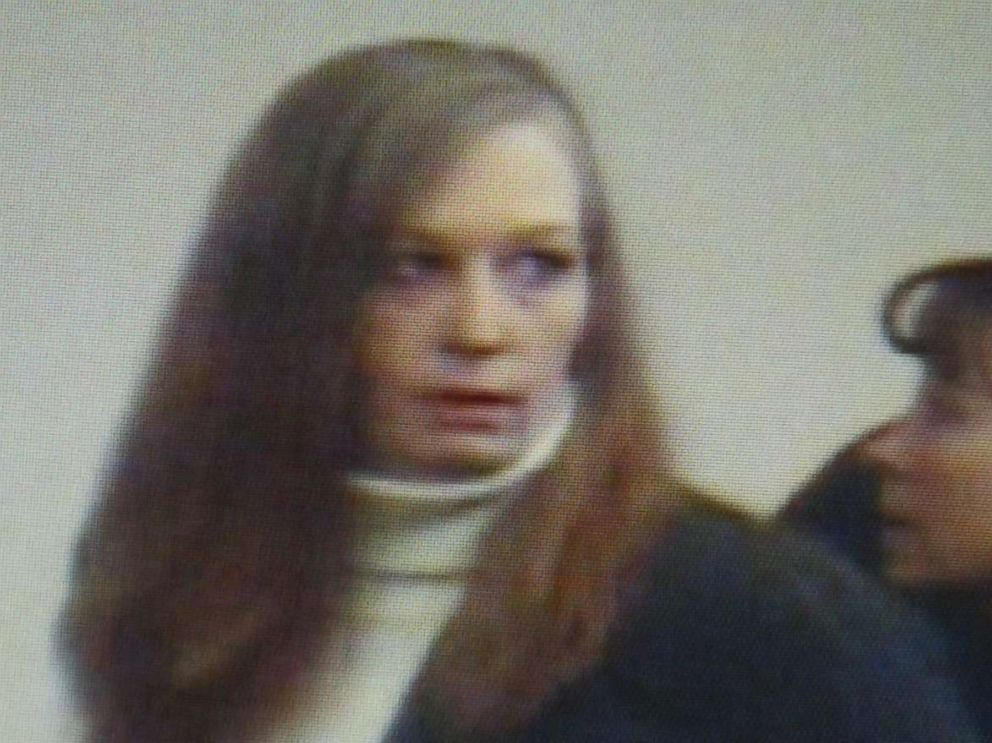 PHOTO: In this image made from video Stacey Castor appears in court after hearing she was found guilty in Syracuse, N.Y., Feb. 5, 2009.