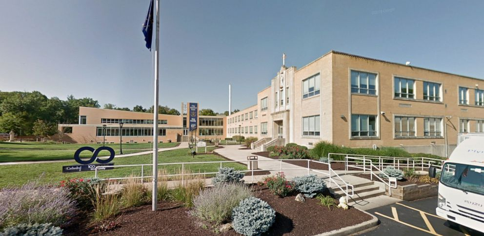 PHOTO: Cathedral High School in Indianapolis, Indiana.