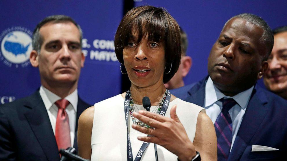 Der ehemalige Baltimore Bürgermeister angeklagt Kinderbuch-Schema