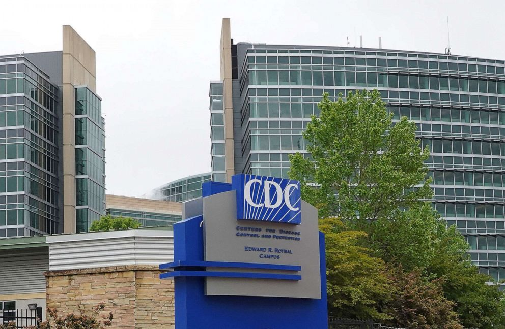 PHOTO: In this April 24, 2020, file photo, the Centers for Disease Control (CDC) headquarters in Atlanta is shown.