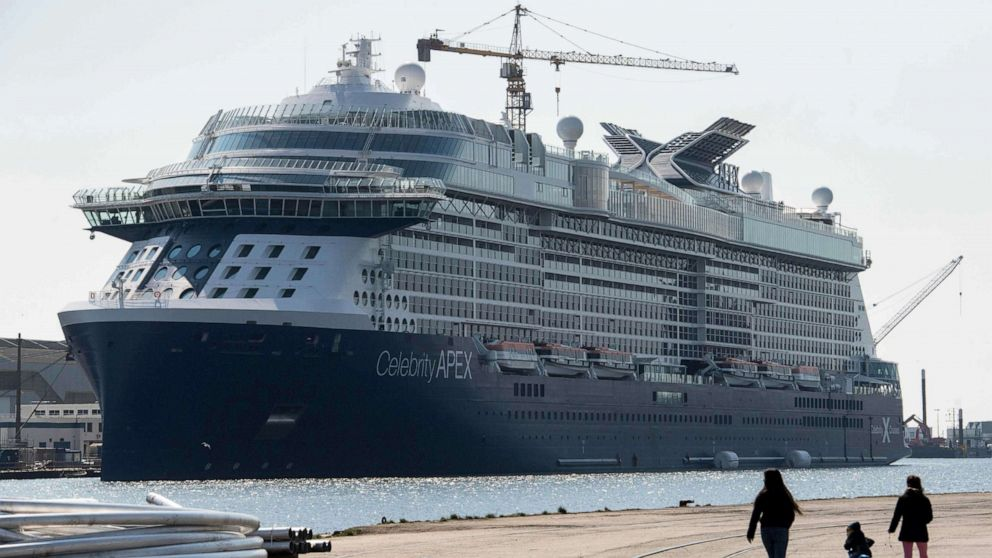 Employees Sue Celebrity Cruises Over Covid 19 Response Abc News