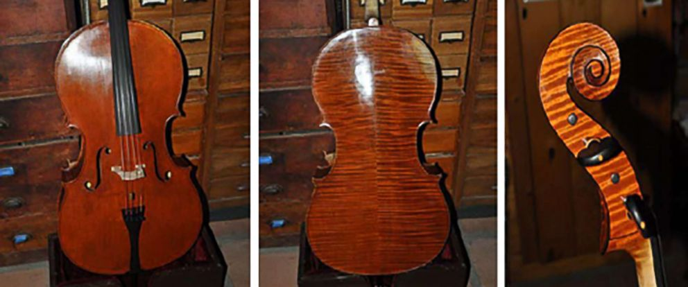 PHOTO: San Diego Crime Stoppers posted this image of a cello and is offering a reward of up to $1,000 for any leads.