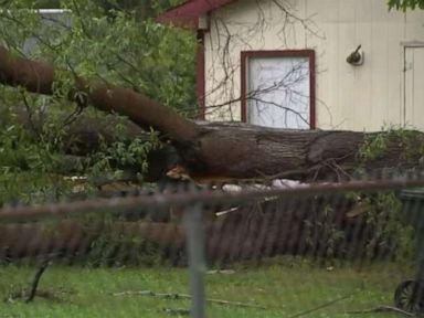 Severe storms turn deadly in central US