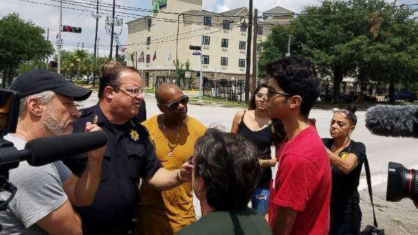Dave Chappelle, Jon Stewart meet with survivors of Sante Fe school shooting
