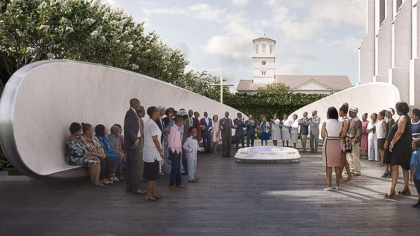 9/11 Memorial architect designing a shrine to 2015 Charleston church shooting victims