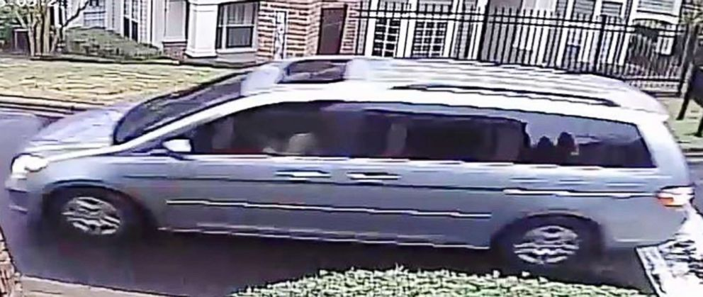 PHOTO: Durham Police Department released this van in connection to their investigation into the abduction of Charleston Prentice Goodman.