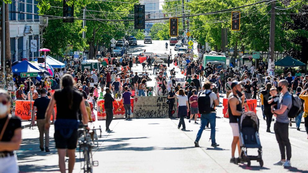 Seattle police chief on autonomous takeover: 'We did not ... abandon the precinct' thumbnail