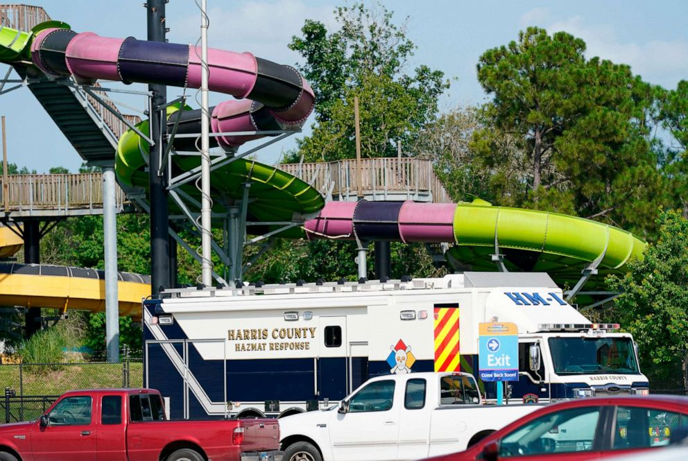 Dozens Hospitalized After Chemical Spill at Six Flags Water Park in Texas