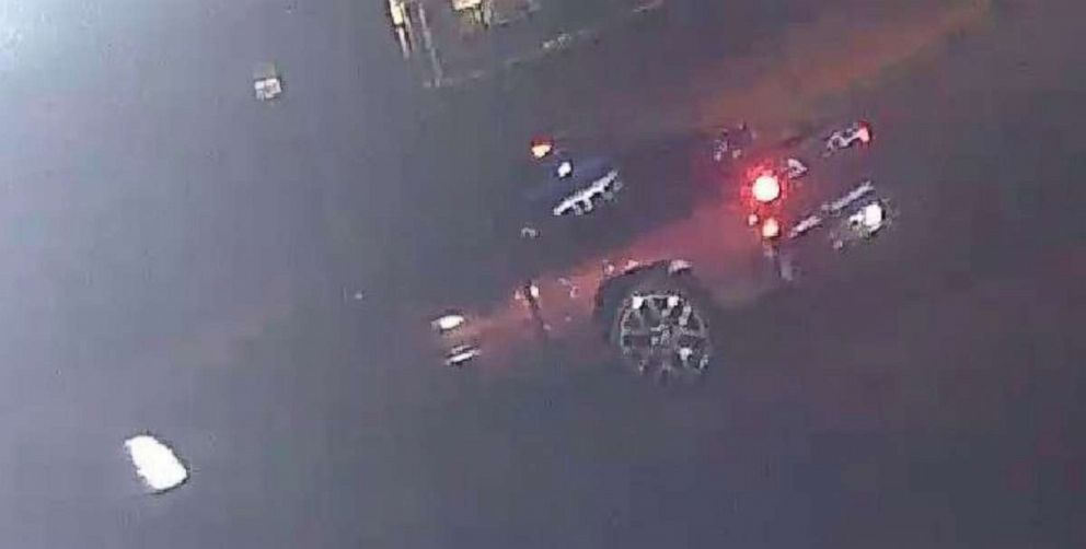 PHOTO: The Dallas Police Department is looking for the driver of a red Chevy pick-up truck in connection with the shooting of a transgender woman on Sept. 20, 2019.