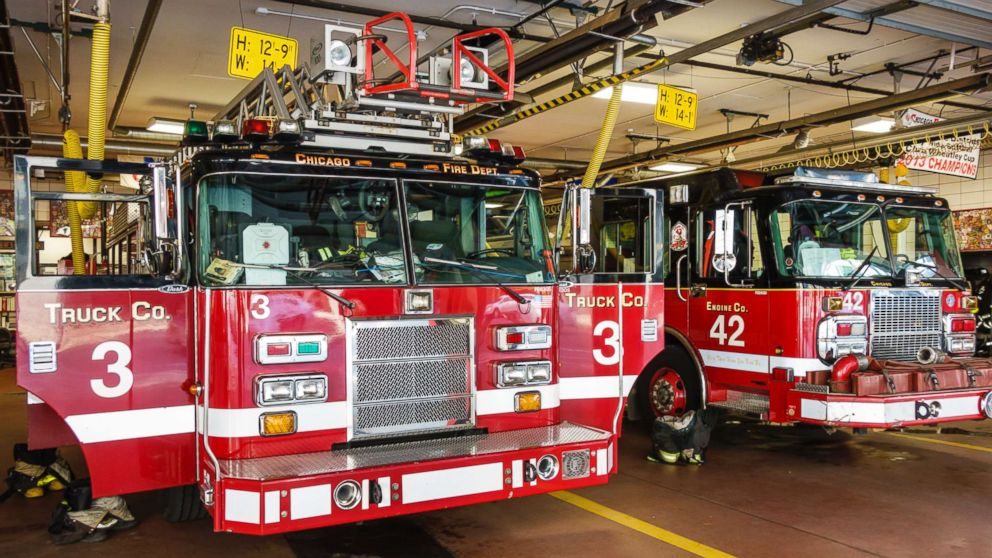 5 female paramedics sue Chicago Fire Dept  over sexual harassment