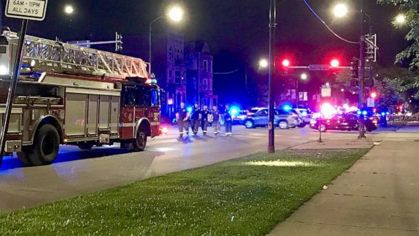 Disturbing audio of deadly Chicago shooting released after violent weekend leaves 7 dead, 52 wounded