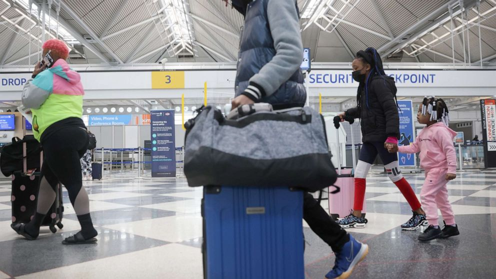CDC says fully vaccinated Americans can safely travel, but still recom... image