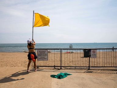 Beach hazard issued for several states after 3 boys pulled from Lake Michigan died