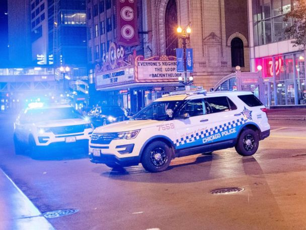 Downtown Chicago under lockdown in wake of looting, violent unrest