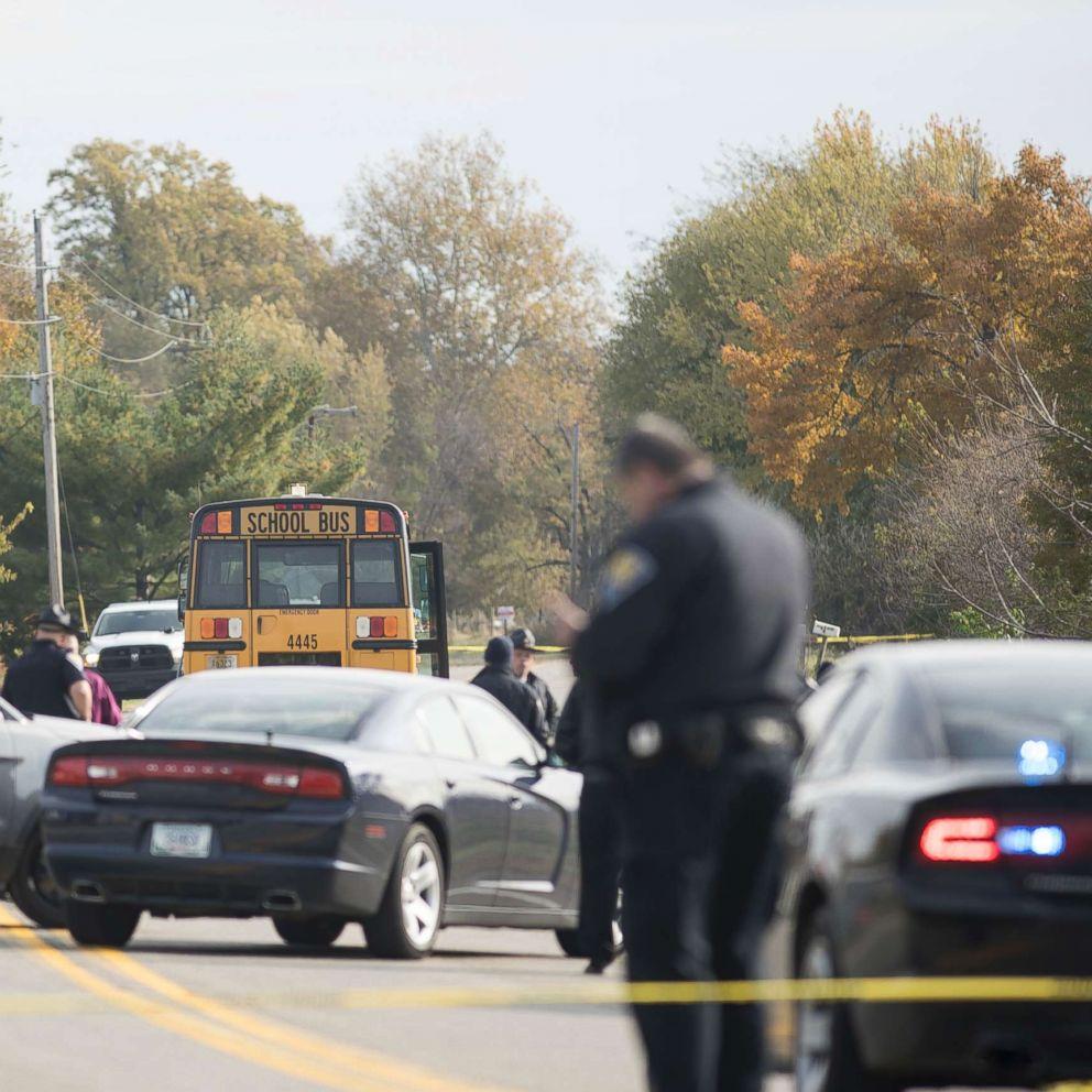 Your place Black gf school buss