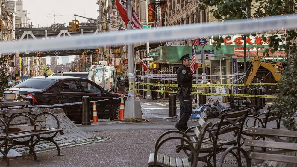 4 άστεγους άνδρες σκοτώθηκαν στον ύπνο τους σε NYC Chinatown: Αστυνομία