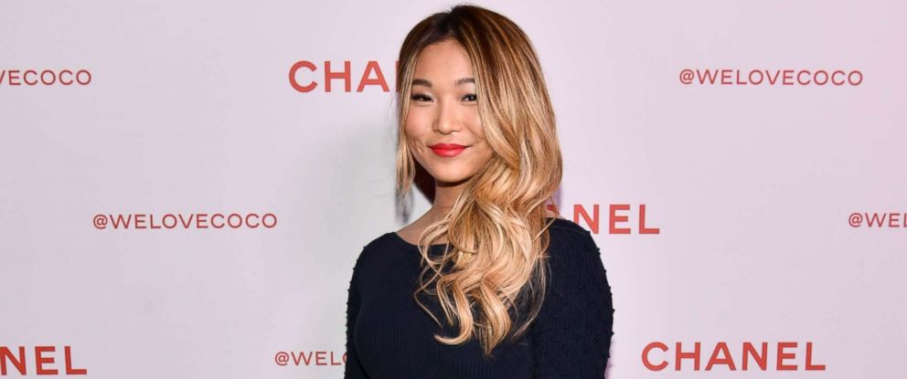 PHOTO: Chloe Kim attends event on Feb. 28, 2018, in Los Angeles.