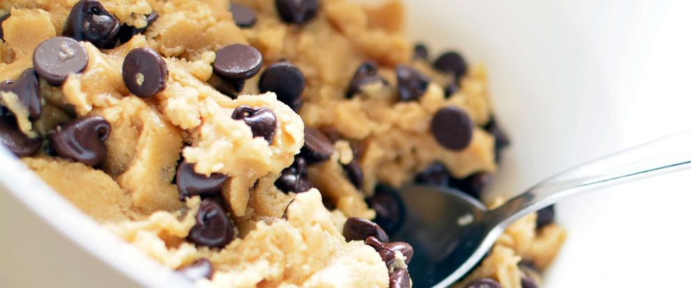 PHOTO: Raw cookie dough is pictured in an undated stock photo.