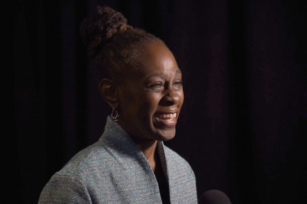 PHOTO: NYC First Lady Chirlane McCray attends the 6th Annual Bring Change to Minds Revels & Revelations Fundraiser, Oct. 22, 2018 in New York.