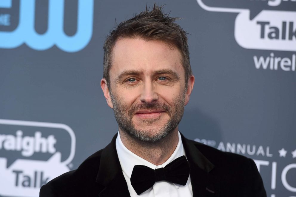PHOTO: In this Jan. 11, 2018 file photo, Chris Hardwick arrives at the 23rd annual Critics Choice Awards in Santa Monica, Calif.