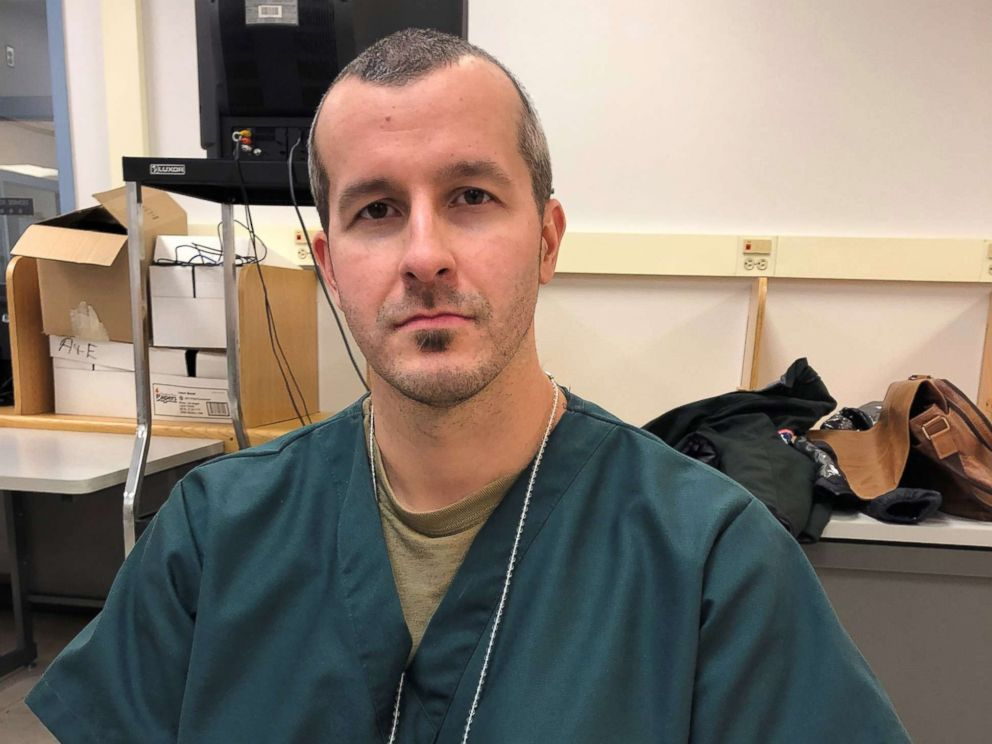 PHOTO: Chris Watts at the Dodge Correctional Institution in Waupun, Wisconsin.