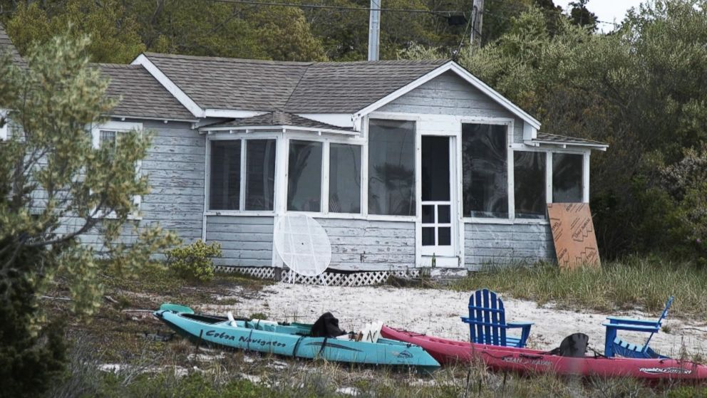 PHOTO: When Christa Worthington first moved to Cape Cod in 1997, she lived in this house in Pamet Harbor.